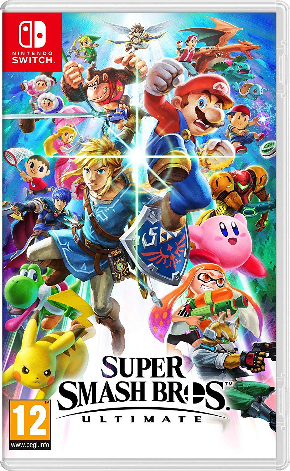 Super Smash Bros Ultimate Test Nintendo Switch Insert Coin