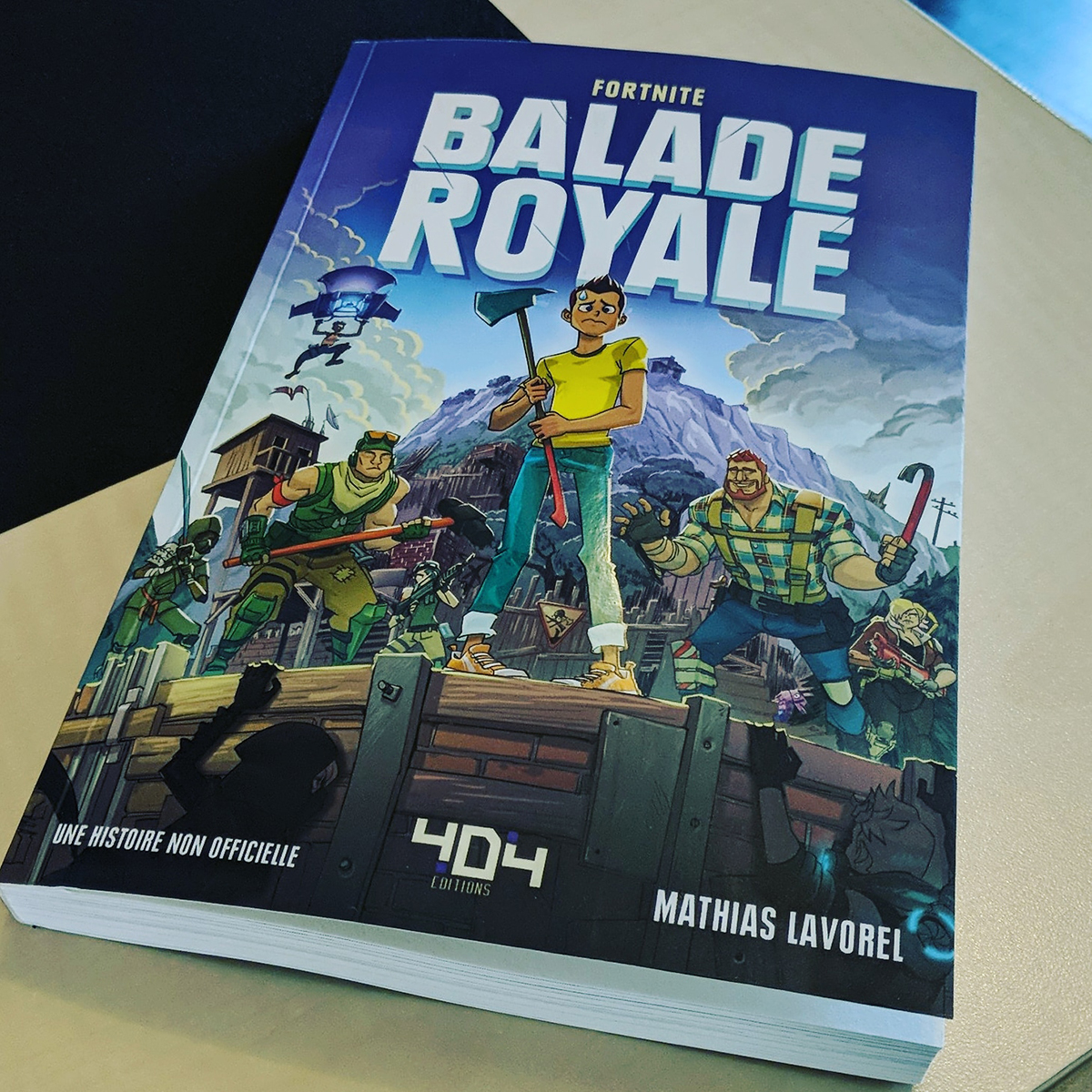 Fortnite Balade Royale Insert Coin