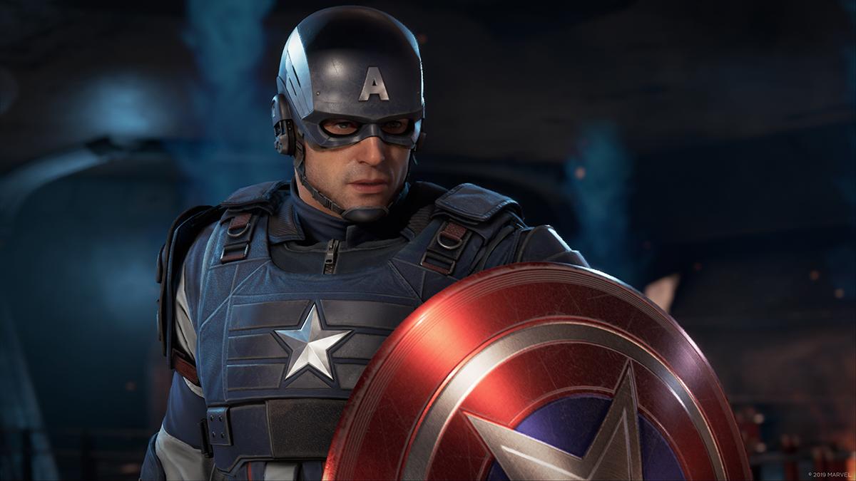 18 minutes de gameplay pour le nouveau jeu vidéo Marvel — Avengers