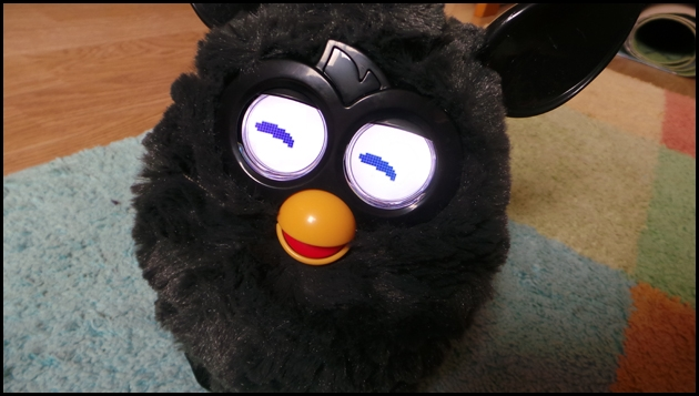 loisirs jouets on a adopte un furby