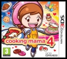 cooking mama,3DS,nintendo,505 games