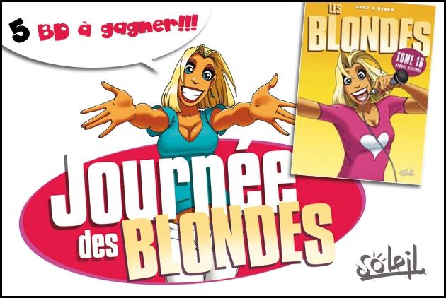 blondes,bd,soleil,concours