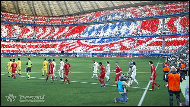 PES,PES2014,Konami,foot,football