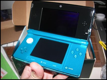 3DS,nintendo,console,ds,dsi,portable