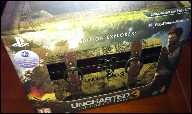 uncharted,drake,sony,ps3,playstation,collector,explorer