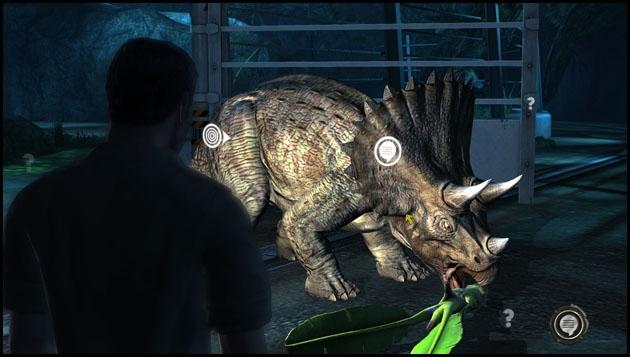 Jurassic park the game test ps3 insert coin - Jeux de jurassic park 3 ...