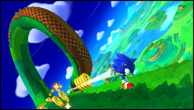sonic,wii u,3ds,nintendo,sonic lost world,sega