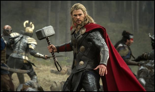 thor,thor2,marvel