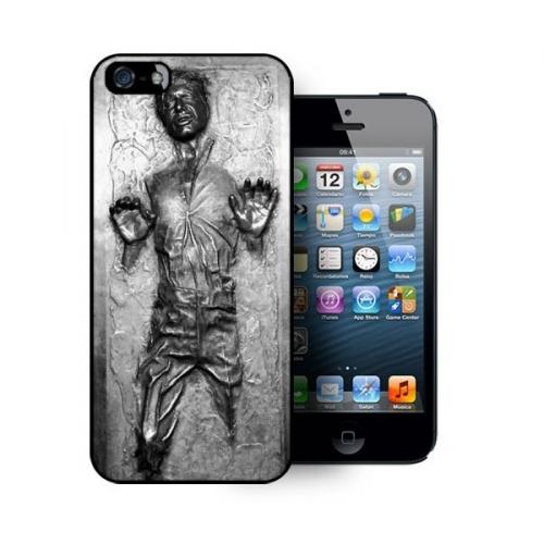 han solo carbonite iphone 5 wallpaper