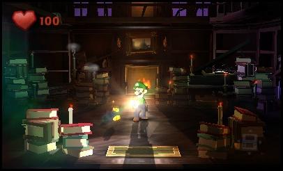 Luigi,3DS,nintendo