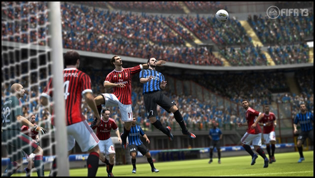 FIFA,FIFA 13,EA,foot,football
