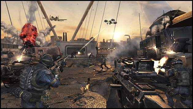 call of duty,black ops 2,vengeance,dlc,FPS,activision