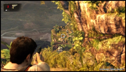 uncharted,golden abyss,bend studio,playstation,psvita,vita