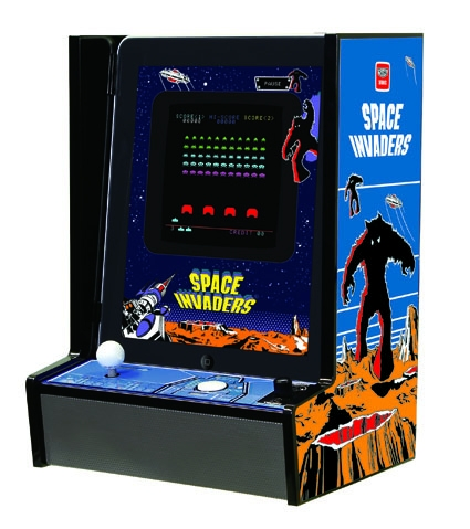 borne arcade ipad