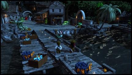 lego,disney,sparrow,pirates,caraibes,3DS